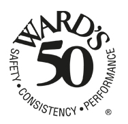 Ward Top 50 logo